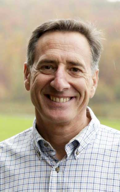Peter Shumlin, Governor, Vermont