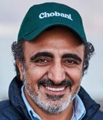 Hamdi Ulukaya, Founder and Chief Executive Officer, Chobani
