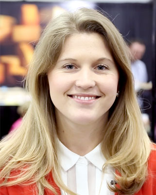 Rachel Kerr, Public Relations Manager, WMMB