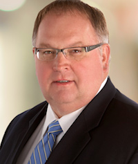 Tom Day, Incoming Executive Vice President of Refrigerated Foods, Hormel Foods