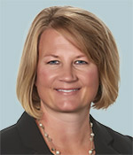 Lisa Selk, Vice President of Meat Products Marketing for Refrigerated Foods, Hormel