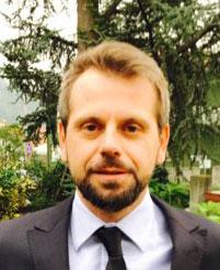 Andrea Berti, Senior Business Development Manager, Atalanta
