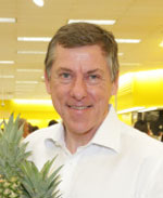 Ian McLeod, President and CEO, Southeastern Grocers