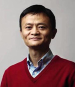 Jack Ma, Founder and Executive Chairman, Alibaba Group