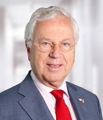 Jan Hommen, Exiting Chairman of the Supervisory Board, Ahold Delhaize