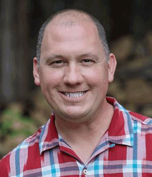 Jason Harty, Chief Marketing Officer, Theo Chocolate
