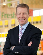 Jason Hart, CEO, Aldi (Photo Credit: The National Confectioners Association)