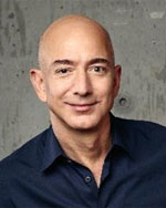 Jeff Bezos, Founder and Chief Executive Officer, Amazon