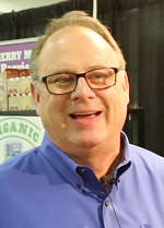 Jim Anderko, Sales Manager, Venus Wafers