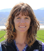 Jocelyn Bridson, Director of Environment and Community Impact, Tillamook