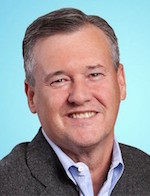 John Bilbrey, President & CEO, The Hershey Company
