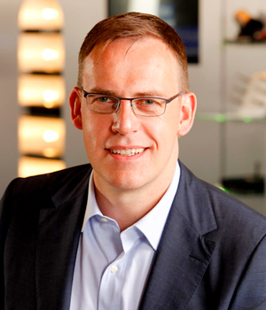 """John """"JT"""" Tonnison, Executive Vice President, Chief Information and Digital Officer, US Foods"""