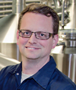 John Trogner, Brewmaster and Founding Brother, Tröegs (Photo credit: All About Beer)