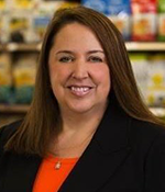 Judy Sansone, Executive Vice President and Chief Commercial Officer, Sysco (Photo credit: NACDS Annual)