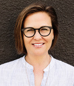Karine Blake, Director of Marketing, Président