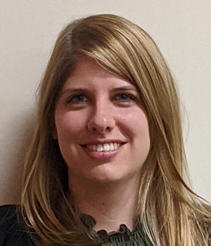 Katie Lynch, Associate Brand Manager, Jennie-O Foodservice (Photo credit: West Central Tribune)