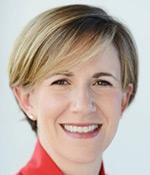 Katie Peterson, Marketing Vice President, Ecolab