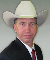 Larry Hand, Special Ranger, Texas and Southwestern Cattle Raisers Association