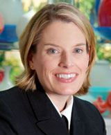 Dr. Lauri Hicks, Director for the CDC's Office of Antibiotic Stewardship