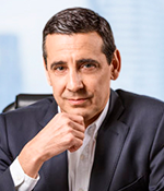 Luis Cerdan, Executive Vice President, European Operations, Smithfield Foods
