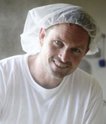 Liam Callahan, Co-Owner and Cheesemaker, Bellwether Farms'