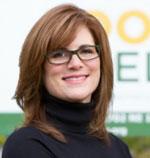Linda Nageotte, President and CEO of Food Lifeline