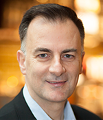 Luigi Bonini, Senior Vice President of Global Product Innovation, Starbucks