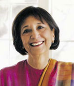 Madhur Jaffrey, Actor, Author, and Television Personality