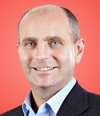 Maurizio Brusadelli, EVP and President, Mondelēz International