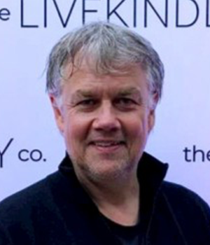 Mick van Ettinger, Chief Marketing Officer, LIVEKINDLY Collective