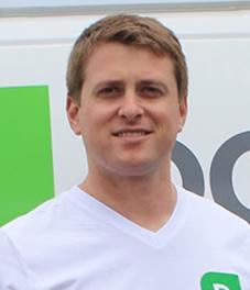Mike Hughes, Founder, Doorganics