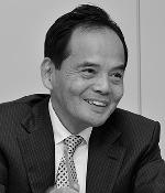 Motoya Okada, CEO, Aeon (Photo Credit: The Consumer Goods Forum)