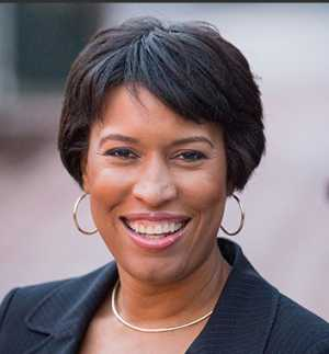 Muriel Bowser, Mayor, Washington, DC