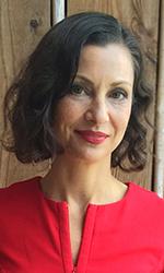 Maisie Ganzler, Vice President of Strategy for Bon Appétit Management Co.