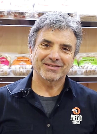 Paul Vlahos, Vice President of Sales, Ozery Bakery