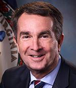 Ralph Northam, Governor, Virginia