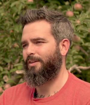 Ryan Burk, Head Cider Maker, Angry Orchard