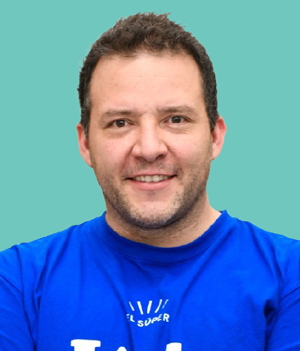 Ricardo Weder, Founder and Chief Executive Officer, Jüsto