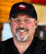 Roger Livingston, Co-Founder, R&R BBQ