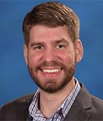 Ryan Riddle, Senior Product Development Specialist - Vegetarian Meal Solutions, Nestlé