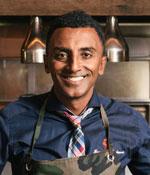 Marcus Samuelsson, Chef