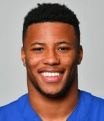Saquon Barkley, NFL Athlete