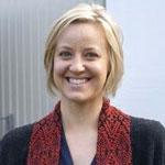 Sarah Benner-Kenagy, Food Procurement Manager of Food Lifeline
