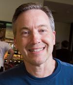 Scott Nash, CEO, MOM's Organic Market, (photo credit: Liz Lynch)