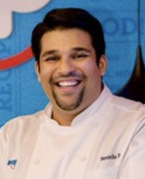 Nevielle Panthaky, Head of Culinary, IHOP