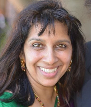 Seema Sundar, Director of Marketing, Sweet Earth Foods