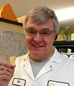 Sid Cook, Owner and Master Cheesemaker, Carr Valley Cheese