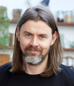Siggi Hilmarsson, Founder and Chairman, siggi's