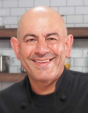 Simon Majumdar, Chef and Food Network Star