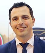 Simone Bocchini, President, Fratelli Beretta USA